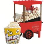 Máquina de palomitas¡El cine en tu propia casa! Máquina retro para hacer riquísimas palomitas.